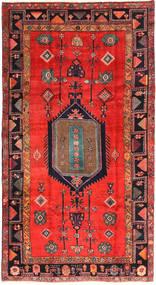Lori Alfombra 165X305 Oriental Hecha A Mano Naranja/Azul Oscuro (Lana, Persia/Irán)