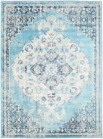 Turid - Niebieski Dywan 140X200 Nowoczesny Jasnoniebieski ( Turcja)