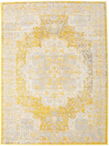 Nadia - Yellow Rug 140X200 Modern Dark Beige/Beige ( Turkey)
