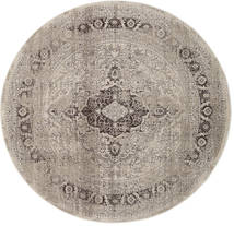 Jacinda - Beige Rug Ø 200 Modern Round Light Brown/Light Grey ( Turkey)