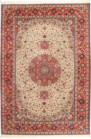 Isfahan silkerenning teppe AXVZZZY15