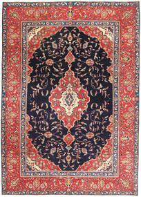 Keshan Patina Tæppe 243X340 Ægte Orientalsk Håndknyttet Mørkelilla/Rust (Uld, Persien/Iran)