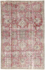 Colored Vintage Rug 170X273 Authentic  Modern Handknotted Light Brown/Light Pink (Wool, Persia/Iran)