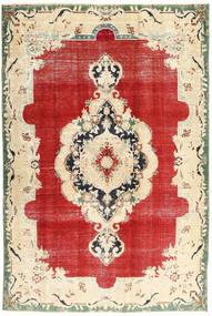 タブリーズ パティナ 絨毯 165X250 オリエンタル 手織り ベージュ/錆色 (ウール, ペルシャ/イラン)