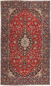 Tabriz Patina Matto 205X342 Itämainen Käsinsolmittu Tummanpunainen/Ruoste (Villa, Persia/Iran)