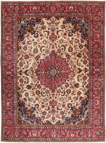 Tabriz Patina Rug 286X380 Authentic  Oriental Handknotted Dark Red/Dark Brown Large (Wool, Persia/Iran)