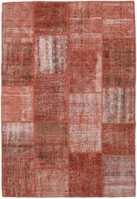 Patchwork Rug 158X232 Authentic  Modern Handknotted Brown/Light Brown (Wool, Turkey)