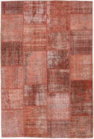 Patchwork Rug 157X234 Authentic  Modern Handknotted Brown/Light Brown (Wool, Turkey)