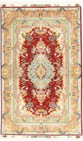Tabriz#70 Raj silkesvarp matta AXVZZZY12