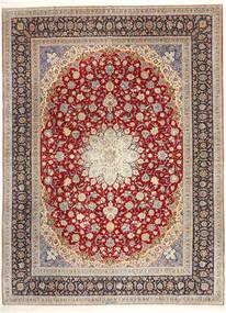 Tappeto Isfahan ordito in seta AXVZZZY26