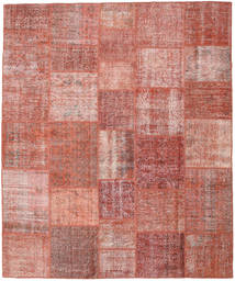 Patchwork Rug 250X300 Authentic  Modern Handknotted Light Pink/Brown Large (Wool, Turkey)