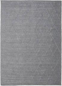 Svea - Charcoal Matto 200X300 Moderni Käsinkudottu Vaaleanvioletti/Tummanharmaa (Villa, Intia)
