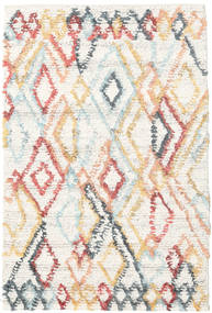 Naima - Multi Rug 120X180 Authentic  Modern Handwoven Beige/Dark Beige (Wool, India)