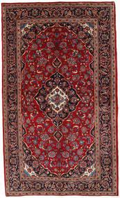 Keshan Matto 148X250 Itämainen Käsinsolmittu Tummanpunainen/Tummanvihreä (Villa, Persia/Iran)