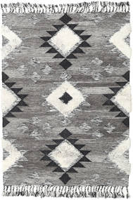 Tapis Inka - Noir / Blanc CVD20103