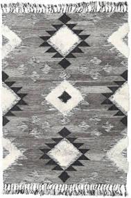 Inka - Sort / White tæppe CVD20103