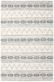 Knut - Grey Mix Rug 200X300 Authentic  Modern Handwoven Light Grey/Beige/Dark Beige (Wool, India)