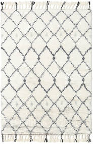 Sauda - Natural Grey Rug 160X230 Authentic  Modern Handknotted Beige/White/Creme (Wool, India)