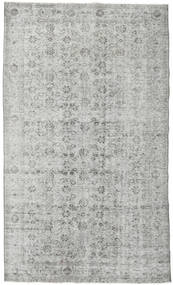 Colored Vintage Rug 190X317 Authentic  Modern Handknotted Light Grey (Wool, Turkey)