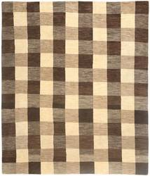Loribaft Persia Rug 255X308 Authentic  Modern Handknotted Light Brown/Dark Brown Large (Wool, Persia/Iran)