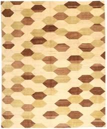 Loribaft Persia Matto 235X282 Moderni Käsinsolmittu Keltainen/Vaaleanruskea (Villa, Persia/Iran)