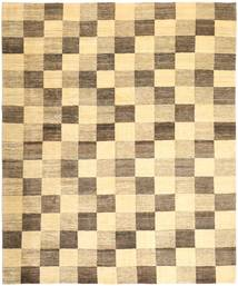 Loribaft Persia Rug 308X370 Authentic Modern Handknotted Yellow/Dark Beige/Light Brown/Beige Large (Wool, Persia/Iran)