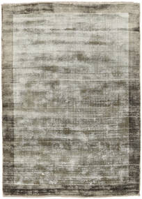 Highline Frame - Olive Rug 140X200 Modern Light Grey/Dark Grey ( India)