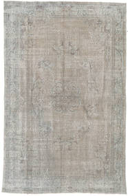 Colored Vintage Rug 177X279 Authentic  Modern Handknotted Light Grey/Light Brown (Wool, Turkey)