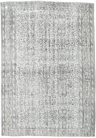 Colored Vintage Rug 183X263 Authentic  Modern Handknotted Light Grey/Beige (Wool, Turkey)
