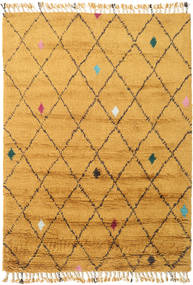 Alta - Gold Rug 160X230 Authentic  Modern Handknotted Light Brown/Orange (Wool, India)