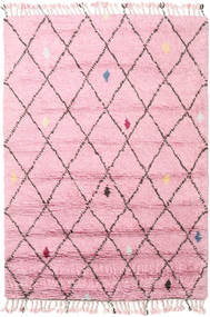 Alta - Magenta Rug 160X230 Authentic  Modern Handknotted Light Pink (Wool, India)