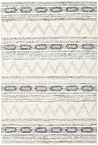 Knut - Grey Mix Rug 160X230 Authentic  Modern Handwoven Light Grey/Beige (Wool, India)