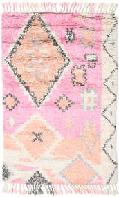 Odda - Pink Rug 120X180 Authentic  Modern Handknotted (Wool, India)