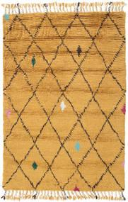 Alta - Kulta Matto 120X180 Moderni Käsinsolmittu Vaaleanruskea/Ruskea (Villa, Intia)