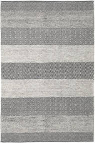 Folke - Brown Rug 200X300 Authentic  Modern Handwoven Light Grey/Beige (Wool, India)