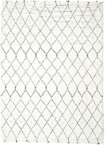Sauda - Natural Grey Rug 250X350 Authentic  Modern Handknotted Beige/White/Creme Large (Wool, India)