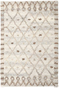 Heidi - Brown Mix Rug 200X300 Authentic  Modern Handwoven Light Grey/Beige (Wool, India)