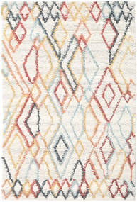 Naima - Multi Rug 160X230 Authentic  Modern Handwoven Beige/Dark Beige (Wool, India)
