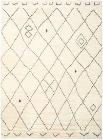 Almaaz - White Rug 300X400 Authentic  Modern Handknotted Beige Large (Wool, India)