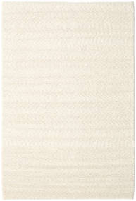 Bubbles - Natural Wit Vloerkleed 200X300 Modern Beige/Donkerbeige (Wol, India)