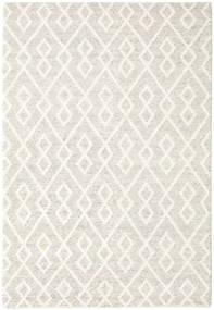 Hudson - Melange Grey Rug 250X350 Modern Beige/Light Grey/Dark Beige Large (Wool, India)