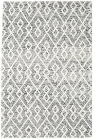 Hudson - Melange Black Rug 200X300 Modern Light Grey/Beige/Dark Grey (Wool, India)