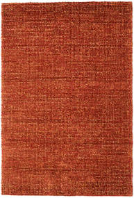 Manhattan - Rust Rug 200X300 Modern Crimson Red/Orange/Dark Red ( India)