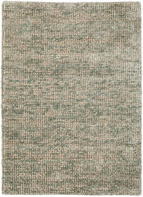 Manhattan - Green Rug 170X240 Modern Light Grey/Olive Green ( India)