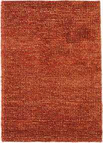 Manhattan - Rust Rug 140X200 Modern Crimson Red/Dark Red/Orange ( India)