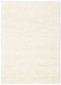 Manhattan - White Rug 140X200 Modern Beige/Light Pink ( India)