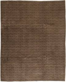 Loribaft Persia Rug 265X330 Authentic  Modern Handknotted Brown/Dark Brown Large (Wool, Persia/Iran)