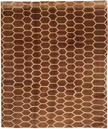 Loribaft Persia Rug 302X363 Authentic  Modern Handknotted Brown Large (Wool, Persia/Iran)