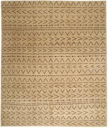 Loribaft Persia Teppe 308X375 Ekte Moderne Håndknyttet Mørk Beige/Lysbrun/Beige Stort (Ull, Persia/Iran)