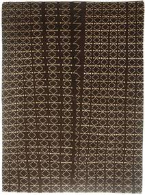 Loribaft Perzsa Szőnyeg 181X242 Modern Csomózású Sötétbarna/Világosbarna (Gyapjú, Perzsia/Irán)
